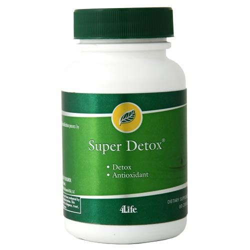 Super Detox - lever reiniging en ontgifting Image