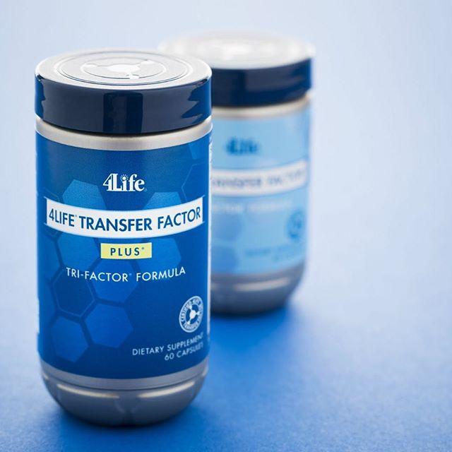 4Life Transfer Factor & TF Plus