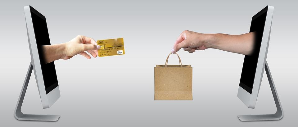 webshop betaling credit card