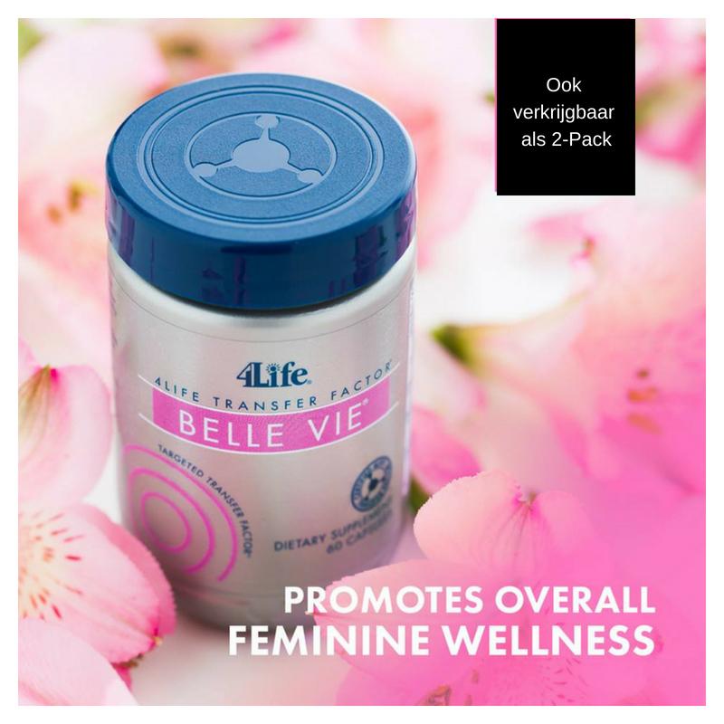 BelleVie - ondersteunt vrouwelijk hormoonsysteem Image