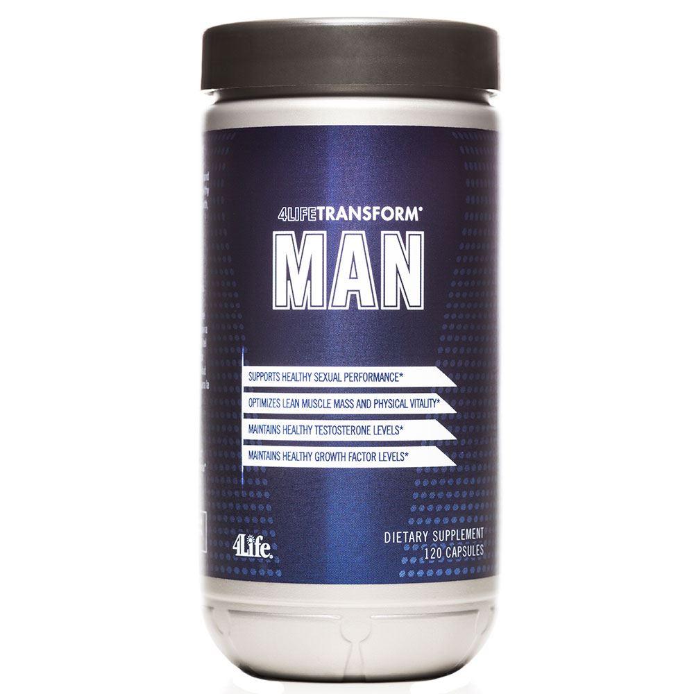 Man - gezonde hormoon spiegel - libido - ouder worden Image