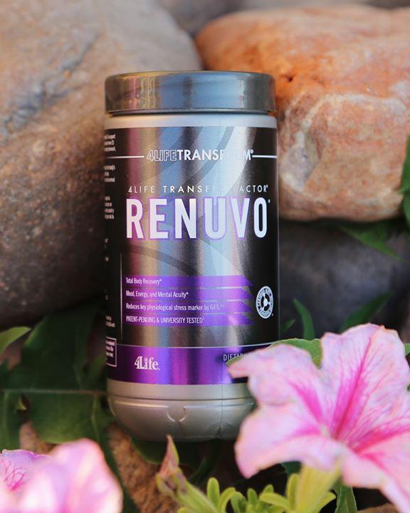 Renuvo - anti-stress en verbetering immuun systeem Image